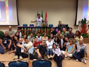 Foto congresso ABRAPUI 2014